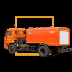 Наше оборудование - Каналопромывочная машина