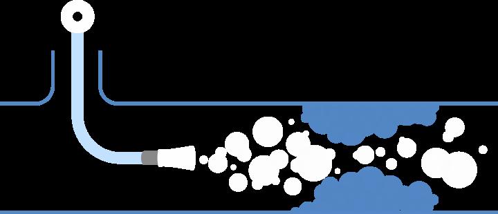 Химическая прочистка канализации